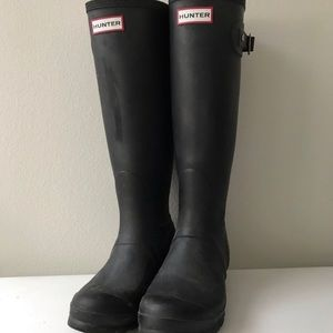 EUC Classic Women's Hunter Tall Boots
